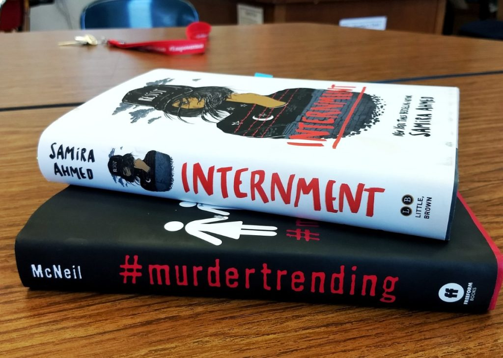 Relevant Young Adult Titles