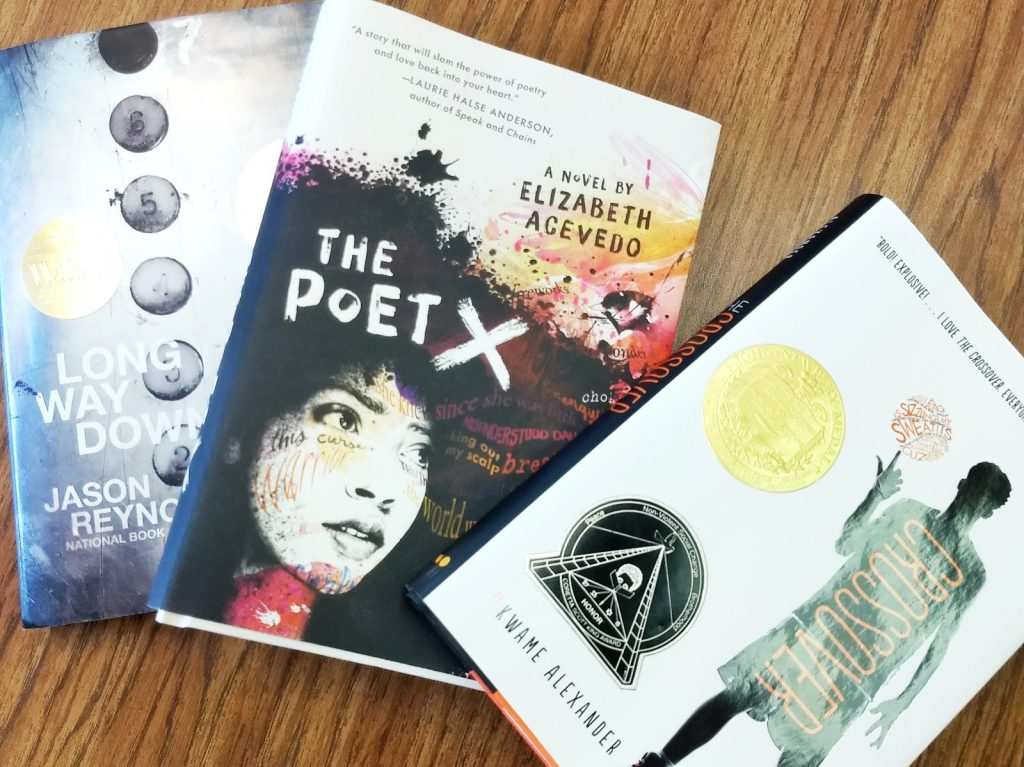 Young Adult Novels in Verse