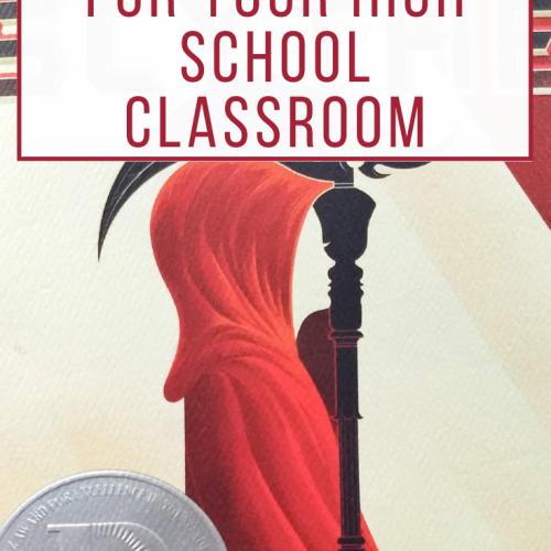 Scythe for the High School Classroom Library