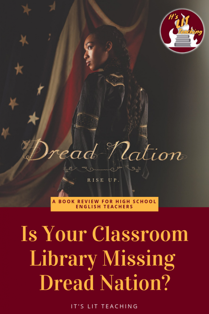 Is Your Classroom Library Missing Dread Nation?