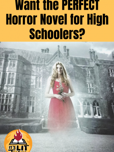 Want the Perfect Horror Novel for High School Readers?