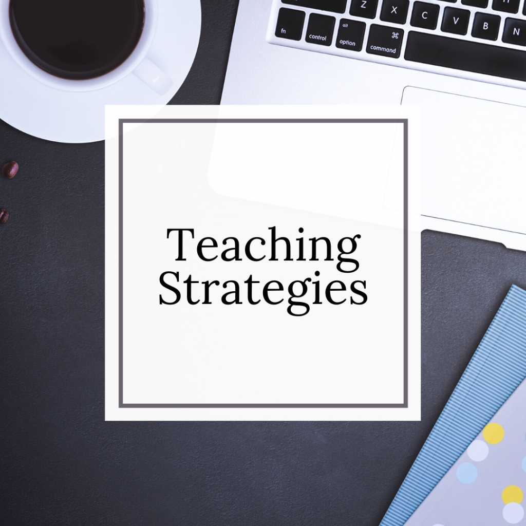 It's Lit Teaching Teaching Strategies