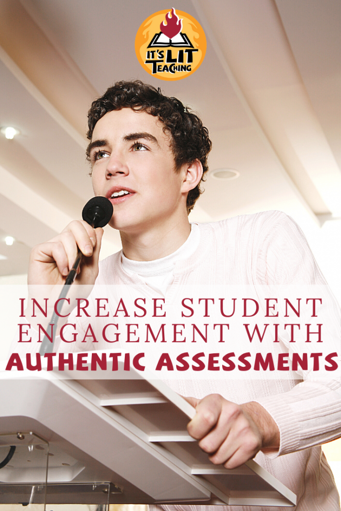 Increase Student Engagement with Authentic Assessments