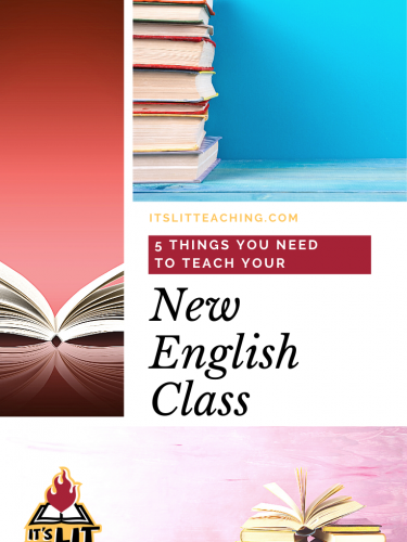 5 Preparations You Need to Teach Your New English Class