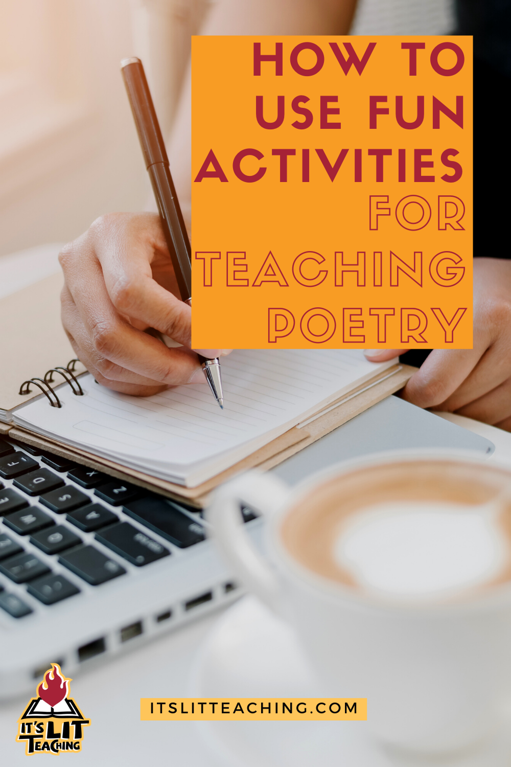 Fun Activities for Teaching Poetry Pin 2